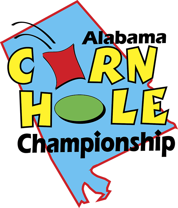 Logo for Alabama Cornhole Championship