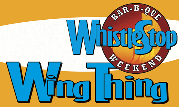 Logo for WhistleStop Wing Thing